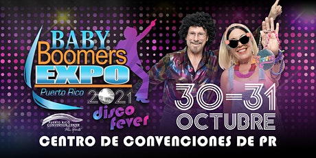 Baby Boomers EXPO 2021 tickets
