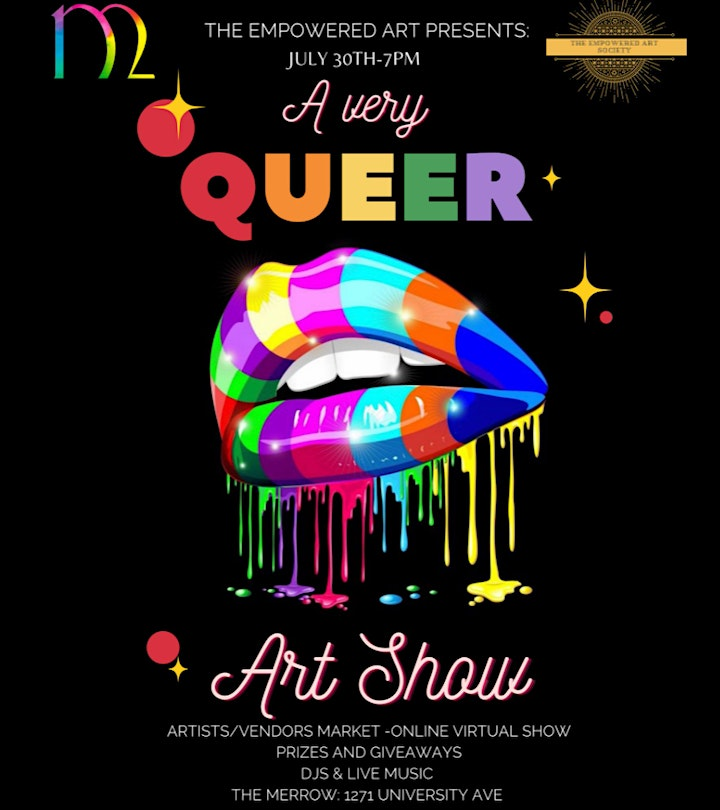 A Very Queer Art Show image