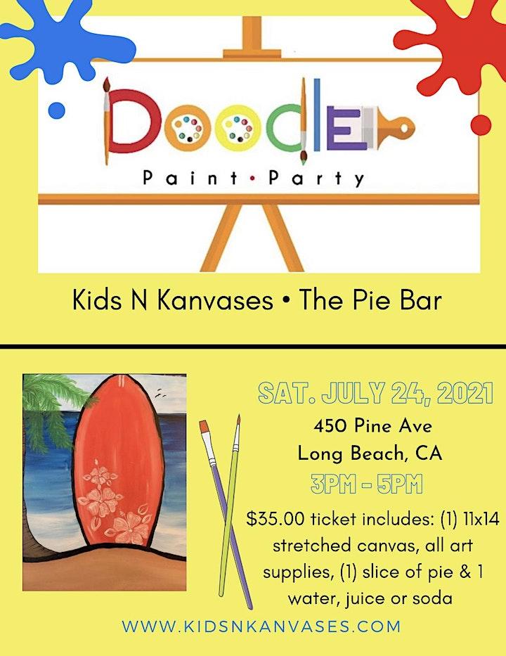 Doodle Paint Party image