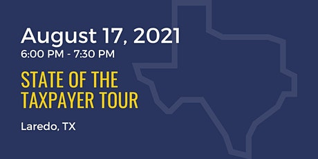 State of the Taxpayer Tour: Laredo tickets