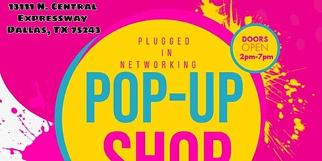 Plugged In Networking tickets