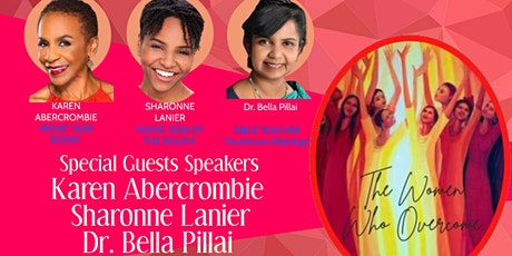 2021 Overcoming Faith  Virtual Women's Conference tickets