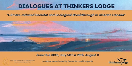 Dialogues  at  Thinkers Lodge biljetter
