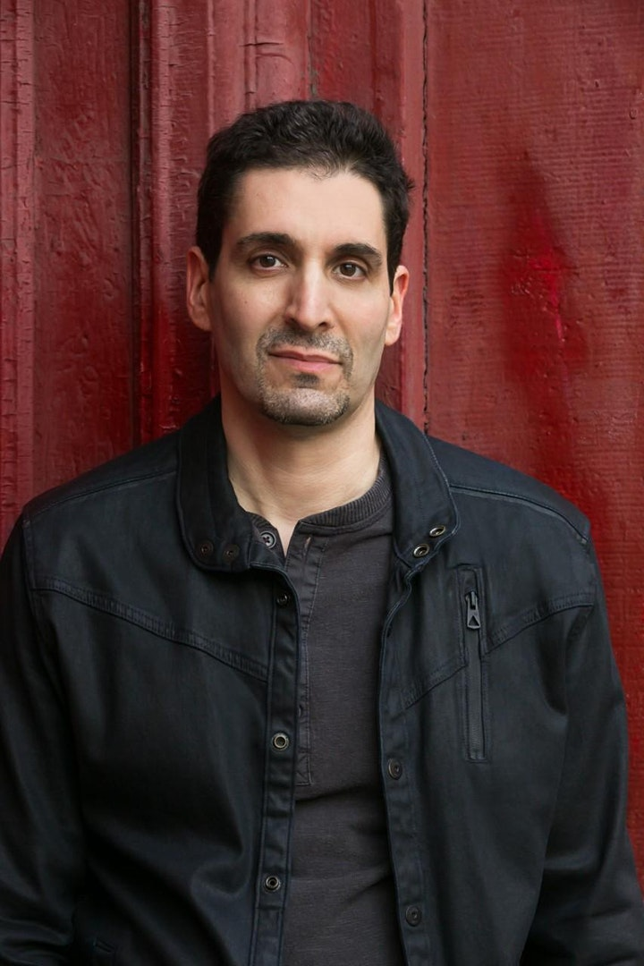Saïd Sayrafiezadeh + Joshua Ferris: American Estrangement image