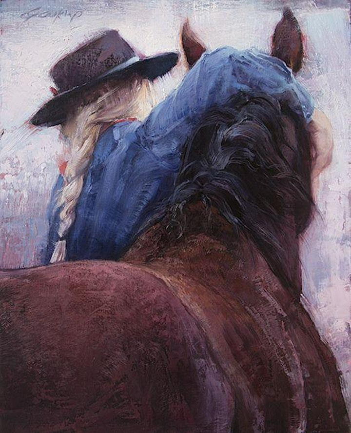 Healing through Horsemanship Luncheon- Sponsored TABLES of Eight image