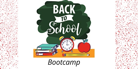 Back to School Boot Camp tickets
