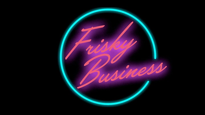 Flashback to the 80s Party with Frisky Business! image