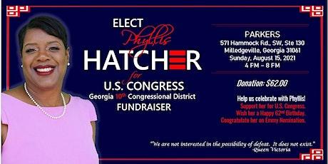 Hatcher for Congress 2022 - KICK OFF FUNDRAISER - Baldwin County tickets