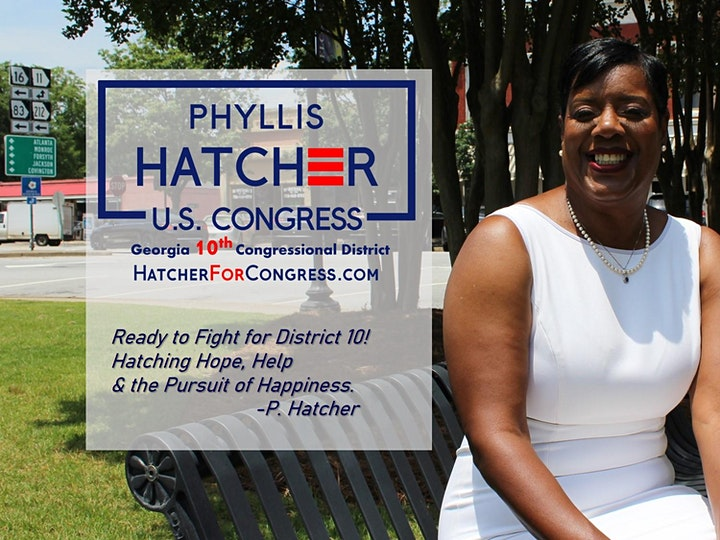 Hatcher for Congress 2022 - KICK OFF FUNDRAISER - Baldwin County image