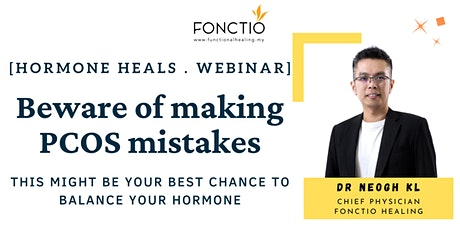 Beware of making PCOS mistakes - this might be your best chance to balance tickets