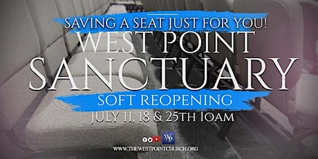 West Point  Church Soft Opening Service tickets