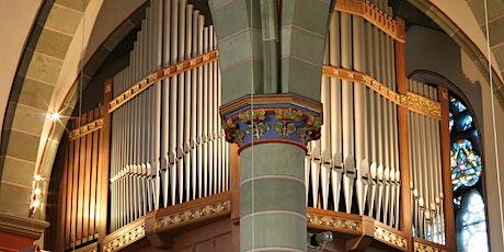 Sommerliches Orgelkonzert Tickets