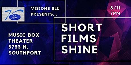 """""""Short Films Shine"""" tickets"""