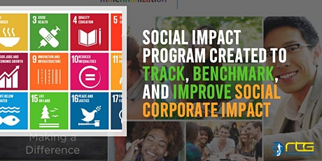 Social Impact Challenge. Lead 2021 with Positivity. tickets