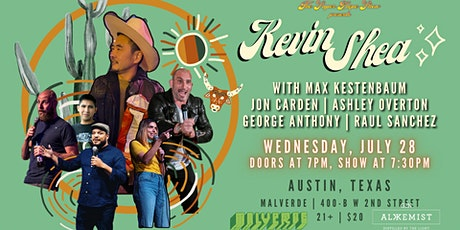 The Super Dope Show Presents: Kevin Shea tickets