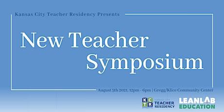 New Teacher Symposium + Happy Hour tickets