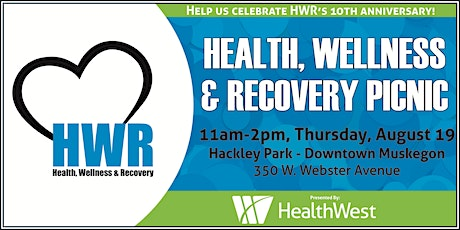 2021 Health, Wellness & Recovery Picnic - EXHIBITOR REGISTRATION tickets