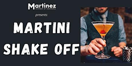 Martinez Chamber Presents: Martini Shake Off 2021 tickets