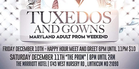 2021  Maryland Adult Prom Weekend tickets