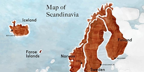 Iceland, Finland, & Norway - Explore Virtually tickets