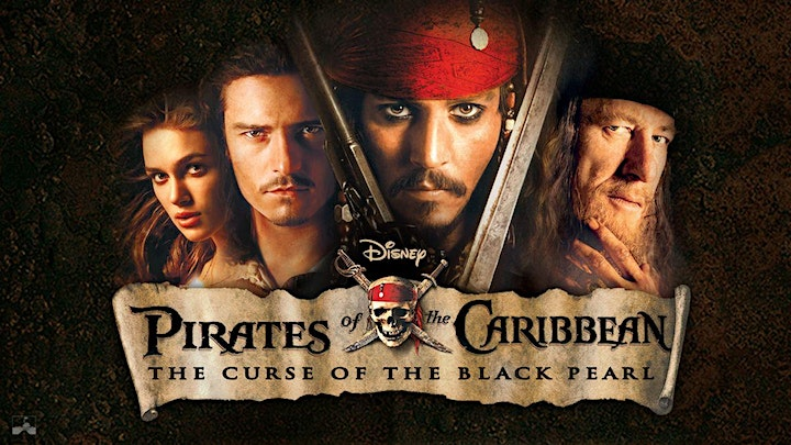 Summer Movie Nights at Quest University : Pirates of the Caribbean (2003) image