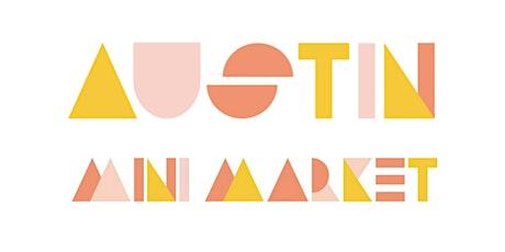 Austin Holiday Mini Market tickets