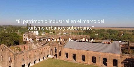 """Curso """"El patrimonio industrial en el marco del turismo urbano y suburbano"""" biglietti"""
