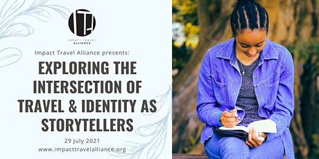 Exploring the Intersection of Travel & Identity as Storytellers tickets