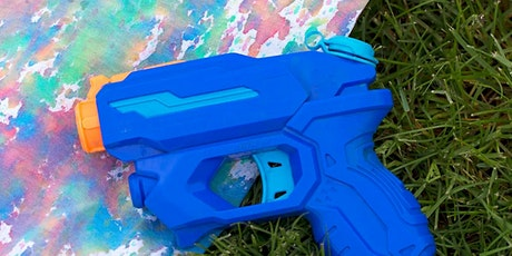 Family Workshop: Squirt Gun Watercolors tickets