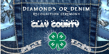 2021 Clay County 4-H Awards Banquet tickets
