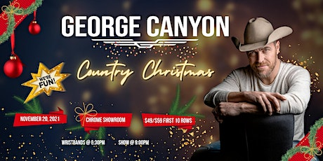 George Canyon - Country Christmas tickets