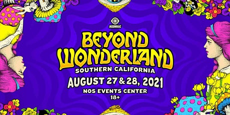 Beyond Wonderland 2021 Southern California tickets