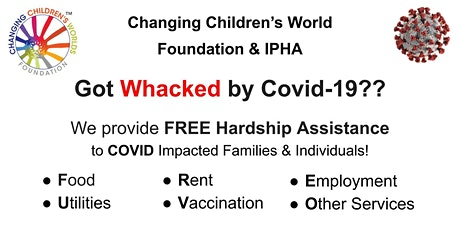 FREE Hardship Assistance (for families/individuals impacted by COVID-19) tickets