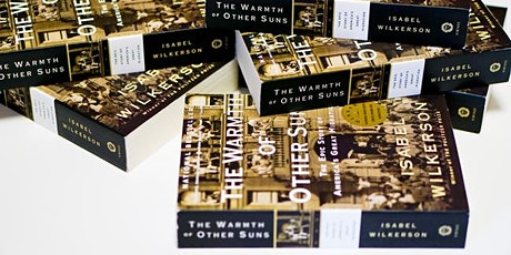 Book Discussion: The Warmth of Other Suns tickets