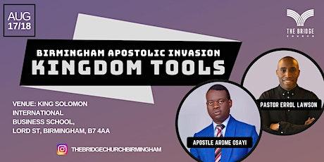 Birmingham Apostolic Invasion tickets