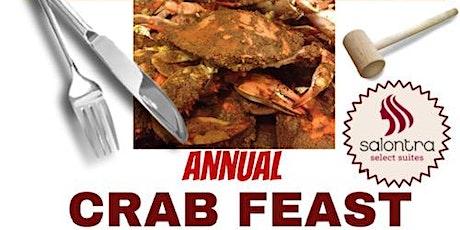 Salontra Annual Crab Feast tickets