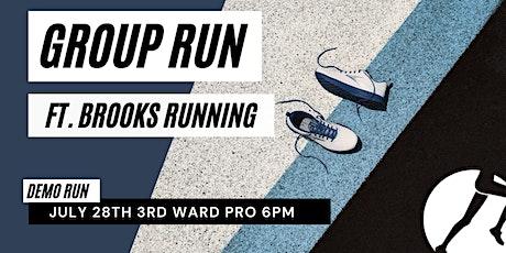 Shake Shack Run with Brooks - Third Ward PRO tickets