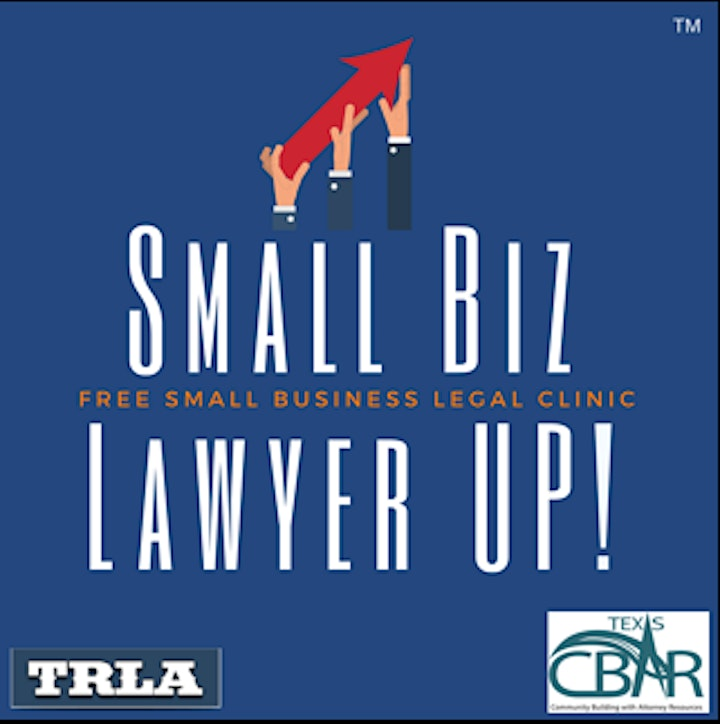 FREE Small Business Legal Clinic with LAMP (Eng&Spa) image