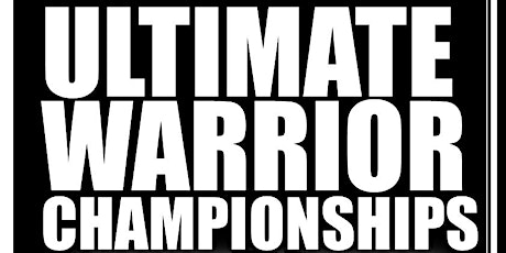 Ultimate Warrior Championships tickets