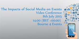 """Video Conference Livestream  """"The Impacts of Social..."""