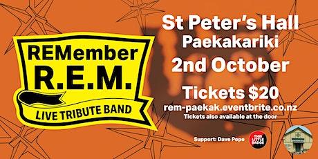REMember R.E.M. - A Tribute tickets