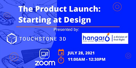 The Product Launch - Starting at Design tickets