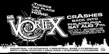 Vortex Returns to Philadelphia tickets