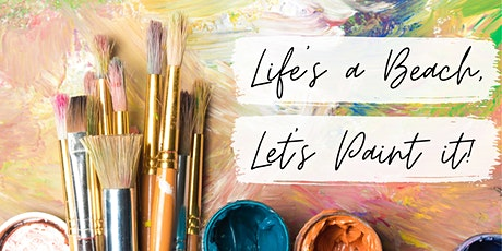 Paint a Beach with Racheal Bright of Local Colour Boutique tickets