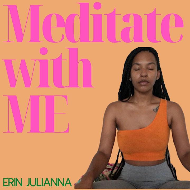 Saturday Morning Garden Meditation with Erin Julianna image