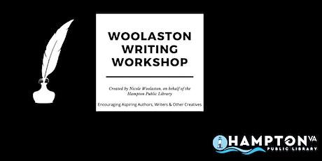 Woolaston Writing Workshop - VIRTUAL tickets