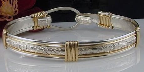 Wire Wrapped Bangle- Jewelry Class tickets