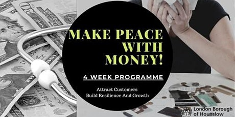 Make Peace With Money - Q&A Session 4 tickets