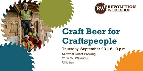 Craft Beer for Craftspeople tickets
