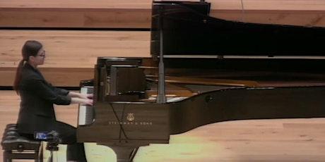 Lunchtime Recital - Irina Chagunava (piano) tickets